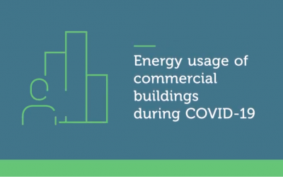 What is a reasonable target for energy savings during COVID-19?